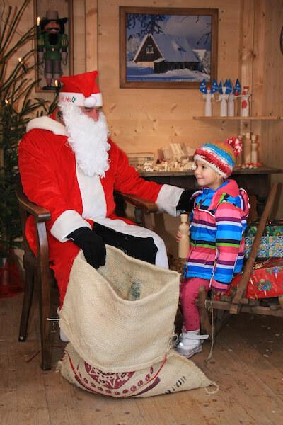 Dílna Santa Claus pro děti